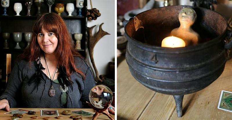 英國女巫號召全世界巫師「集結法力救地球」 她:這個咒語能恢復自然平衡!