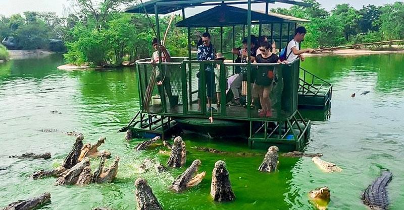 11個地球上「最接近地獄」的恐怖旅遊秘境 一碰到湖水就會馬上被石化!