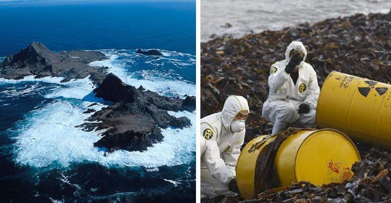 連美國都不敢登陸的無人島!印地安人古老海.葬場 漁民卻看見「偷倒生化垃圾的孽」