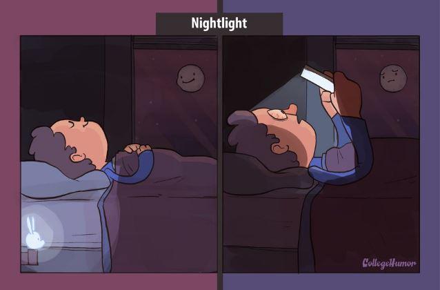 5個「早就跟小時候差太遠」的睡覺習慣 只有一樣到老都不會改變!