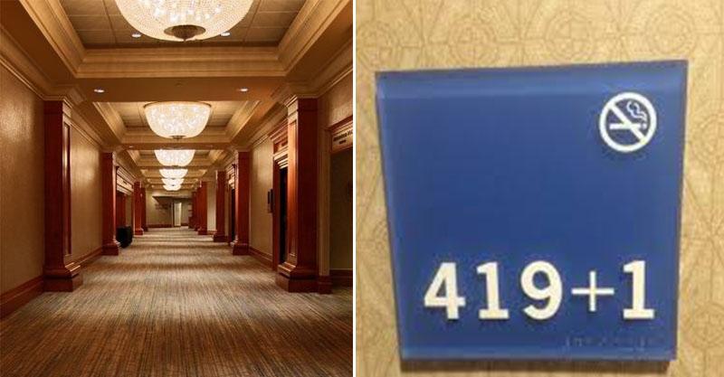 外國飯店為何總缺「420號房」?原因連業者都發毛:他們住過後連門牌都消失...