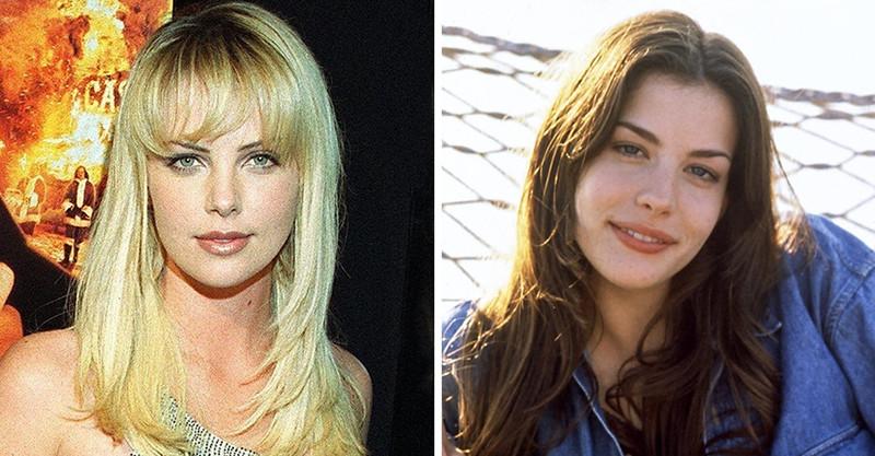 21位不用靠PS就美翻天「屌打現代網美」的90年代女明星 安潔莉娜裘莉根本凍齡!