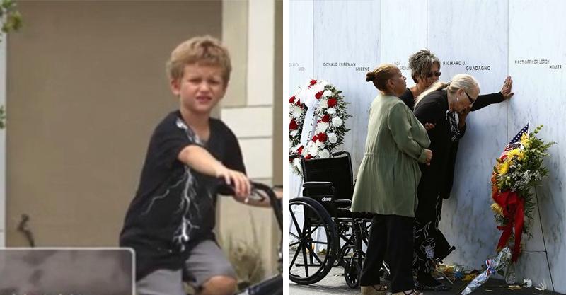 3年後投胎轉世!3歲小弟睡夢驚喊「我從高樓掉下但還活著」 和媽媽到紐約911紀念牆找到自己的名字