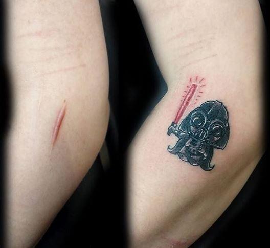 20張證明你對美的定義太狹窄「瑕疵→藝術品」震撼刺青 豹紋刺青讓你化身猛獸!