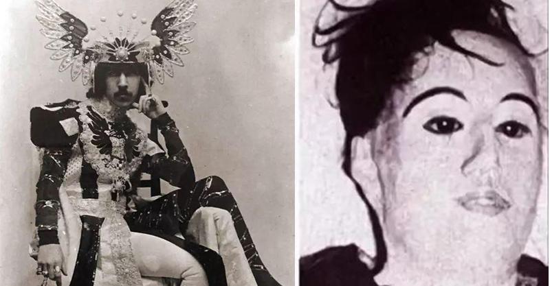 史上可能被列黑.書的「4大怪咖紀錄史」 他娶老婆回家只為了看「光身子掛滿珠寶鑽石」的活體模特兒