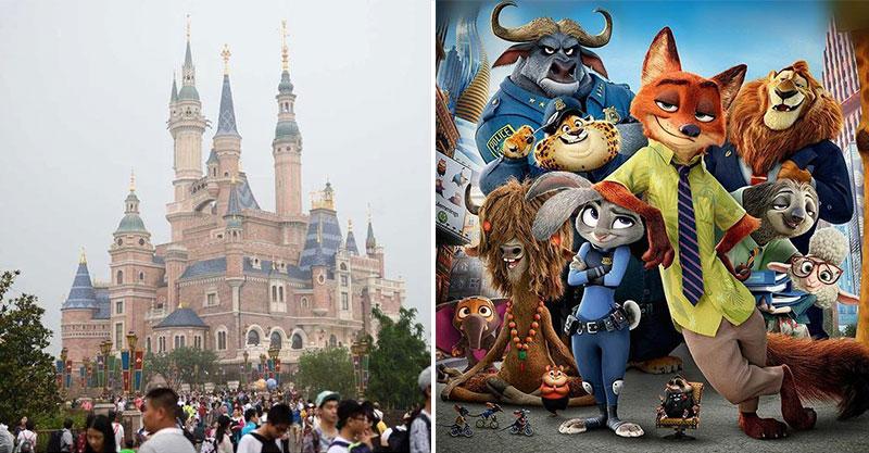 全球第一座「動物方城市主題園區」進駐上海迪士尼 粉絲興奮:拜託賣手掌冰棒!