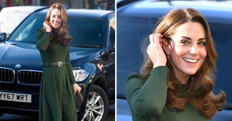 凱特坦承在皇室生孩子「很孤單」...網友卻因為「她的穿著」離題:很完美啊!