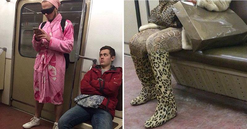 22個「絕對輸了真心話大冒險」的做自己時尚潮人 把兩根炸雞腿穿腿上太狂!