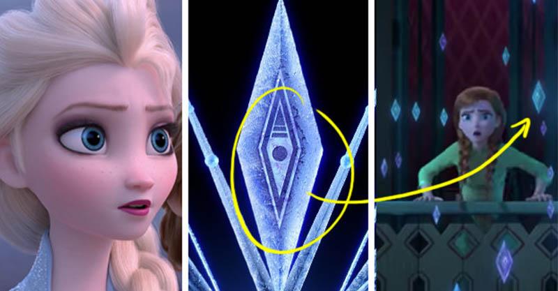 《冰雪奇緣2》首支預告釋出!片中「4大神秘符號」被爆藏劇情關鍵:新的能力會出現