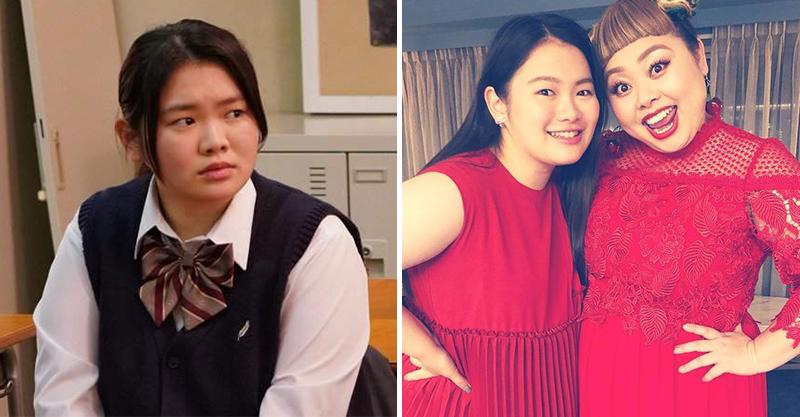 18歲女星為戲2個月「增肥15公斤」 「原本瘦瘦模樣」曝光被萌壞:比女主角還正!
