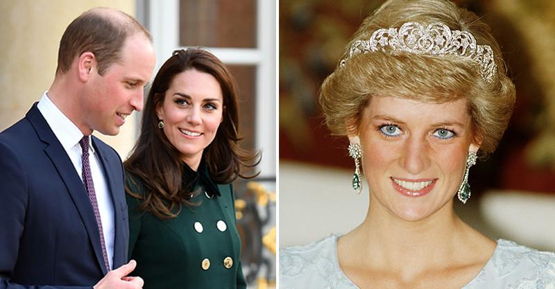 黛安娜王妃想了一輩子也得不到!凱特4年前卻「輕鬆GET」前管家嘆:是她内心最大的遺憾
