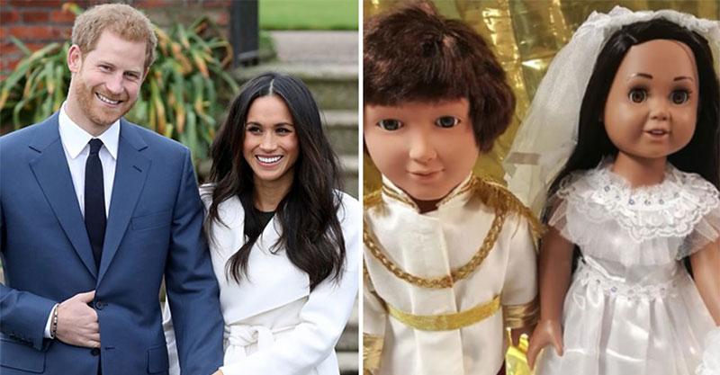 10個不說你絕不知道是誰的「超不像名人娃娃」 艾瑪華森做得像「小賈」太悲劇