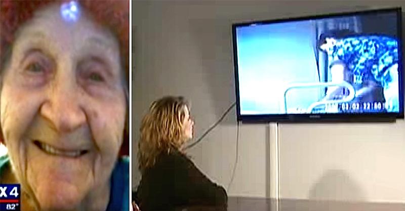 阿嬤總是「從輪椅掉下去」家人很不解 直到偷裝攝影機...他:希望這一切沒發生過