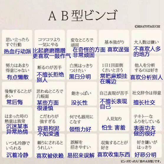 四大血型的「25個隱藏性格」:A型容易忽略別人、O型愛忽冷忽熱 網傻眼:比星座準!