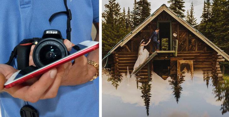 16個「讓菜鳥也能秒裝專業攝影師」的神奇拍照技巧 電視機其實是最神工具!