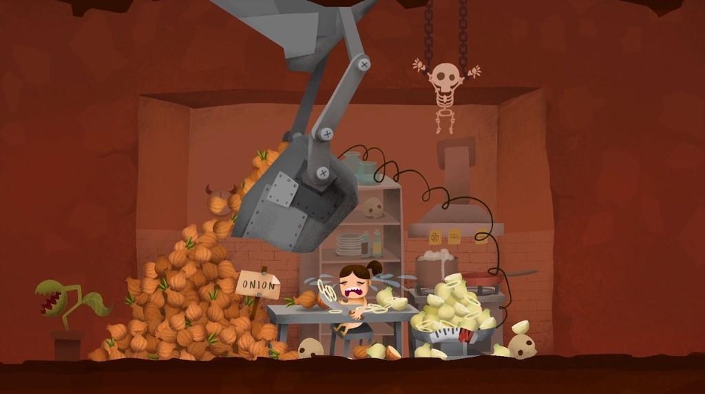 讓你主宰地獄!Steam最新超舒壓地獄經營遊戲 「切不完的洋蔥房」嚇壞網友:現在的人壓力真大