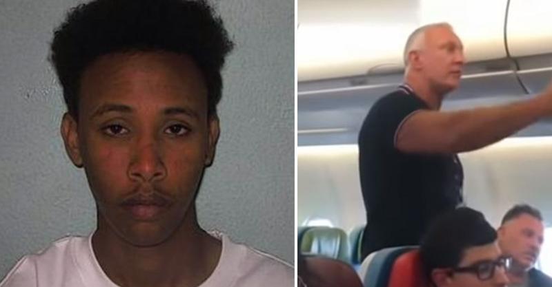 男逃11年終被判驅逐出境 同機乘客「硬學英雄救人」害真正的苦主徹底心寒!
