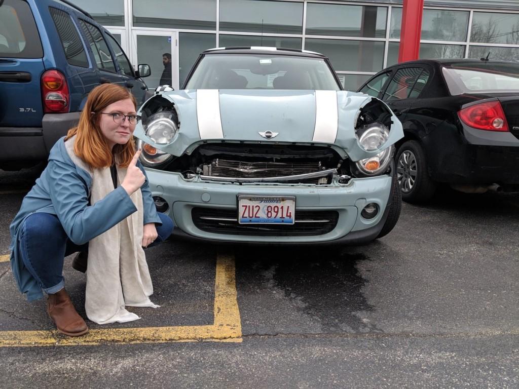 車劫妹用「安全氣曩」找到世上最持久的口紅 連彩妝公司都敬佩:得送妳一組全新的!