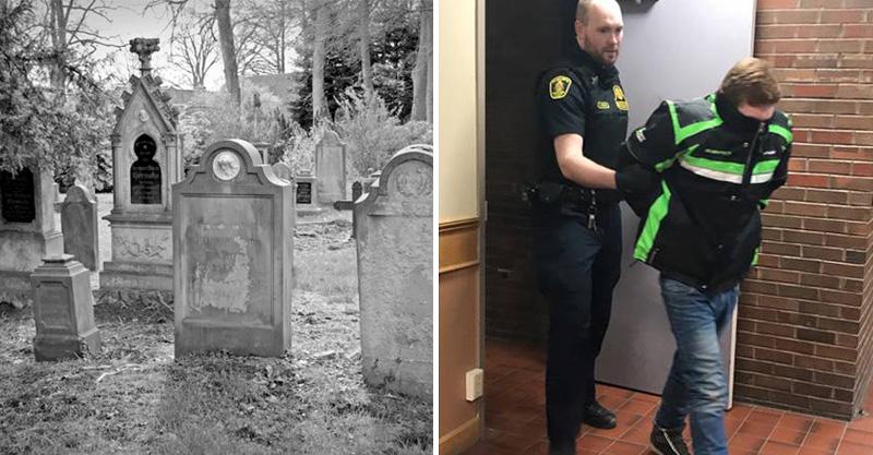墓園變廚房!20歲少年挖「百年人骨」熬成湯 警察無奈通知家屬:祖先被吃了