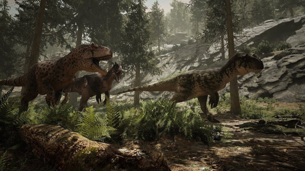 《Path Of Titans》打造「恐龍版吃雞」長相可任選 200隻恐龍大亂鬥...連空投都有!