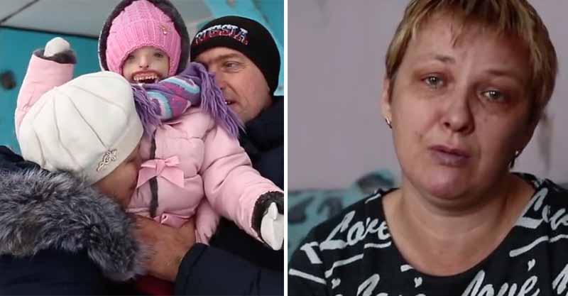 6歲女孩的嘴巴「佔整張臉一半」 親戚「覺得超丟臉」求她藏起來…媽媽崩潰:放過我們吧!