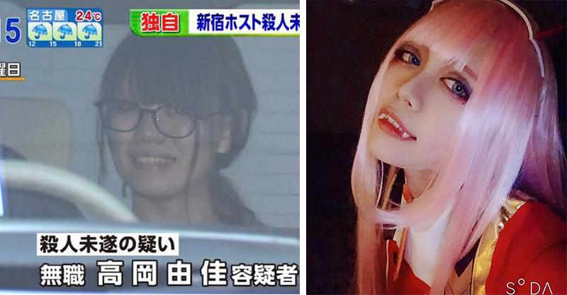 日本「病嬌事件」的男友重回工作!被揭是「歌舞伎町牛郎」長相曝光...網肉搜爆背後故事