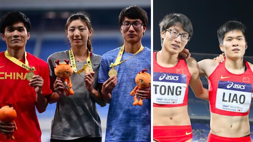 運動褲有「奇怪形狀」!中國女子田徑選手被疑「比男人更像男人」 網看影片:聲音MAN爆