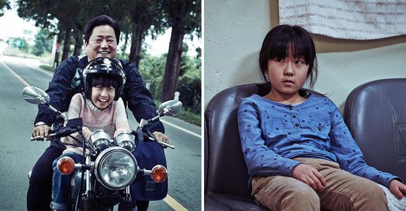 韓國神片《哭聲》的「超兇小女孩」長大了!「稚嫩小孩→氣質正妹」網友認不出來:仙女下凡❤