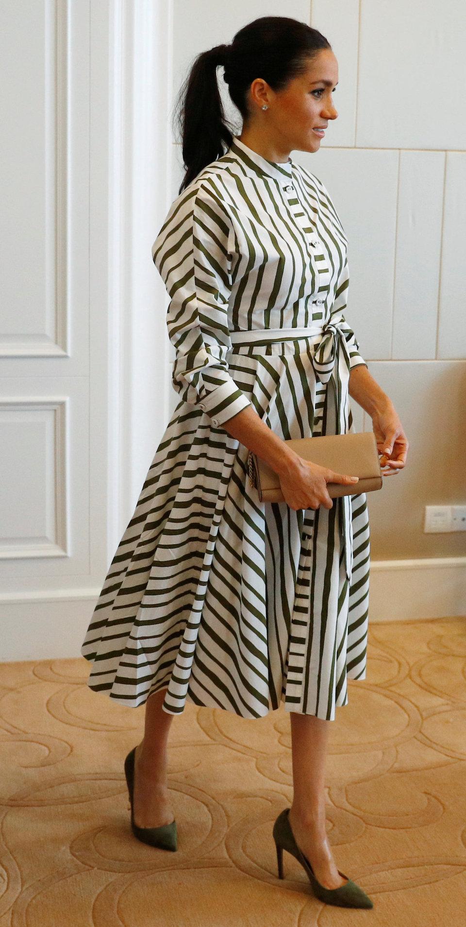 15個梅根的「上班族必學」OL女強人穿搭 「西裝外套」就是必勝重點!