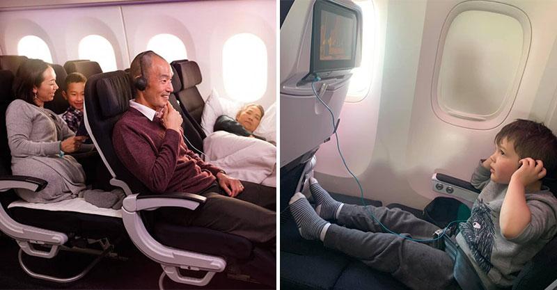 買商務艙就虧大了!航空公司推「寬敞沙發床位」價格超佛 經濟艙就可以睡到爽~