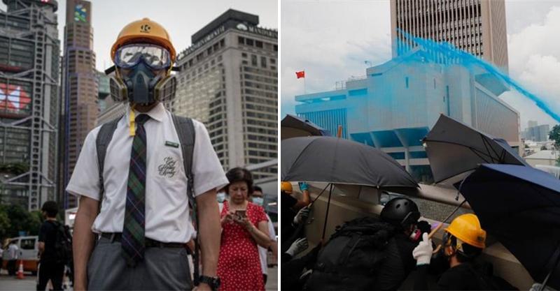 香港跟台灣是命運共同體?網質疑「台灣聲援反送中」是道德勒索 專業鄉民曝真相:唇亡齒寒