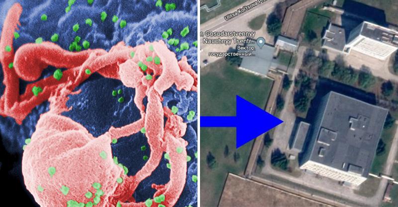 俄國家實驗室爆炸!世界唯2存放「活體天花、伊波拉病毒」引全球關注 官方聲明曝光