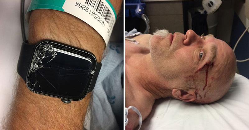 阿伯摔車「失去意識」情況超危急 Apple Watch「神救援」撿回一條命…網讚爆:老人都要有!