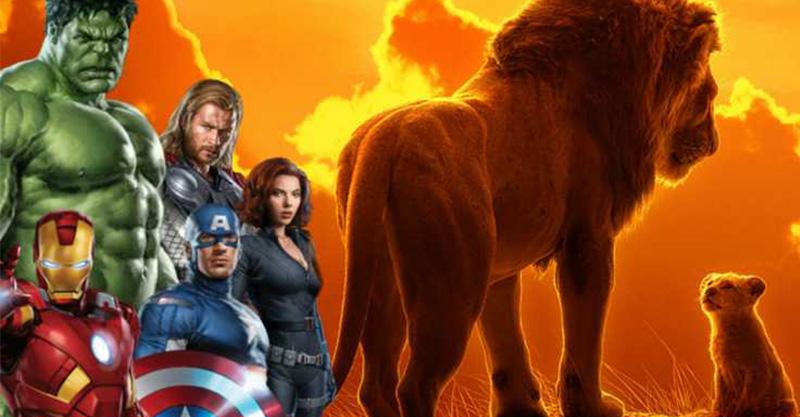 迪士尼發威!真人版《獅子王》打敗復仇者英雄 全球票房擠入前7名…評價卻輸慘