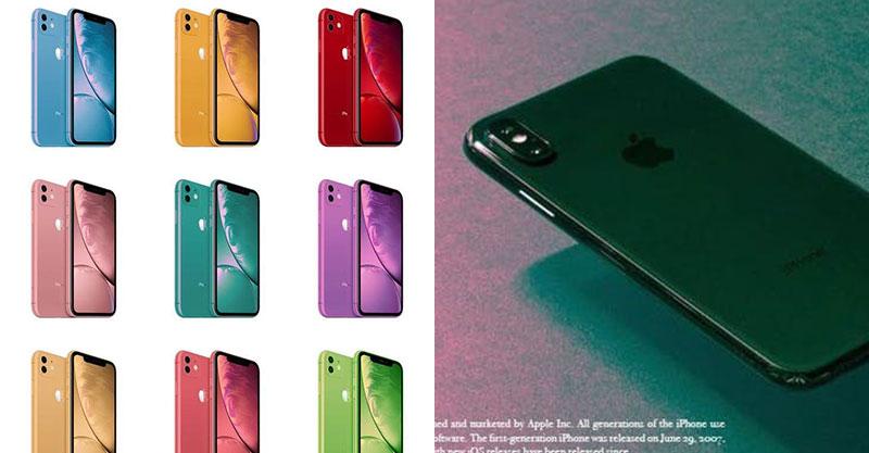 發表會倒數中!iPhone 11「提前曝光設計」總整理 少女準備開搶「粉嫩漸層色」