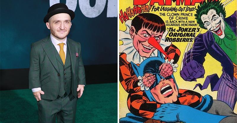 《小丑》另一大反派曝光!侏儒朋友其實是同伴 DC精心安排網驚呼:太專業
