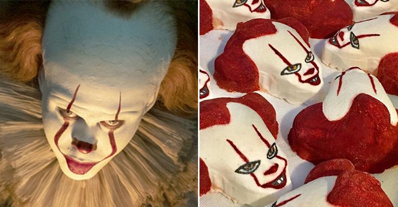 國外推出還原度破表「小丑造型沐浴球」 它「在水中溶化」畫面比電影還恐怖!