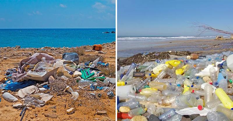 韓國市長為淨灘造勢「準備一噸垃圾」 前一天先倒沙灘...還狡辯:這樣才有東西撿!