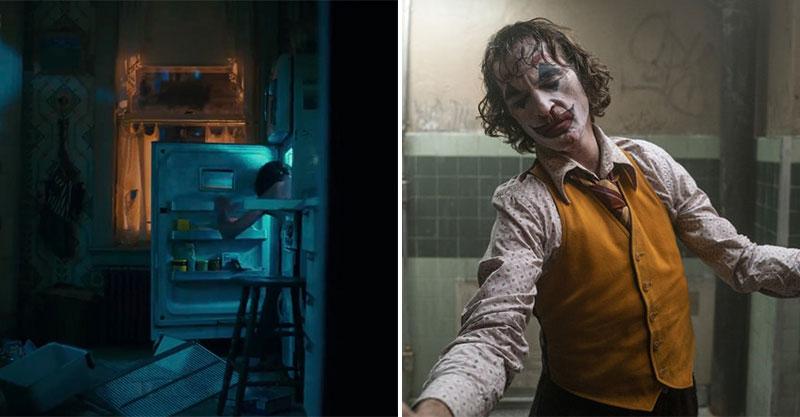 又是即興演出!《小丑》片中「超驚悚畫面」太真實 劇組看瓦昆「爬進冰箱」全嚇傻