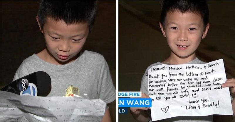 7歲小英雄「勇敢保護好友」被網友讚爆 從火場逃出「第一件事」先問:他在哪裡?
