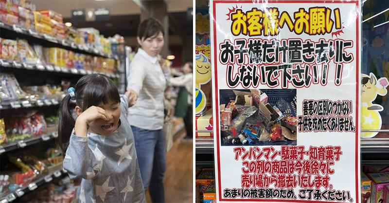 超市突然怒公告「以後不再賣零食」!揭露「超沒品原因」網友直呼:家長問題最大