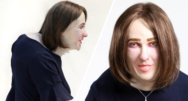 影/科學家研究上班族「每天坐6小時」影響 製作「超驚悚人偶」警告:你20年後就長這樣!