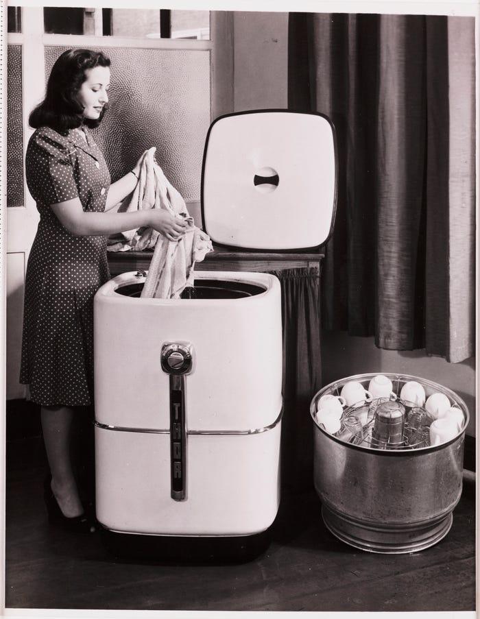 14個日常用品「還沒進步成功」的古代模樣 第一台吸塵器「跟車子一樣大」!