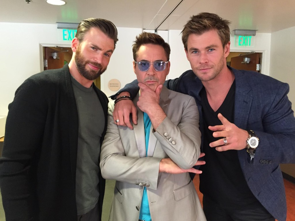 雷神索爾爆「想跟美隊、鋼鐵人」演戲 重製經典喜劇《三個朋友》粉絲推爆:拜託成真!