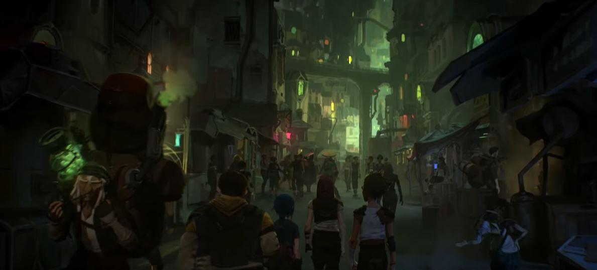 影/《英雄聯盟》確定拍動畫!官方拍板「5季動畫」明年開播 預告曝光粉絲嗨翻