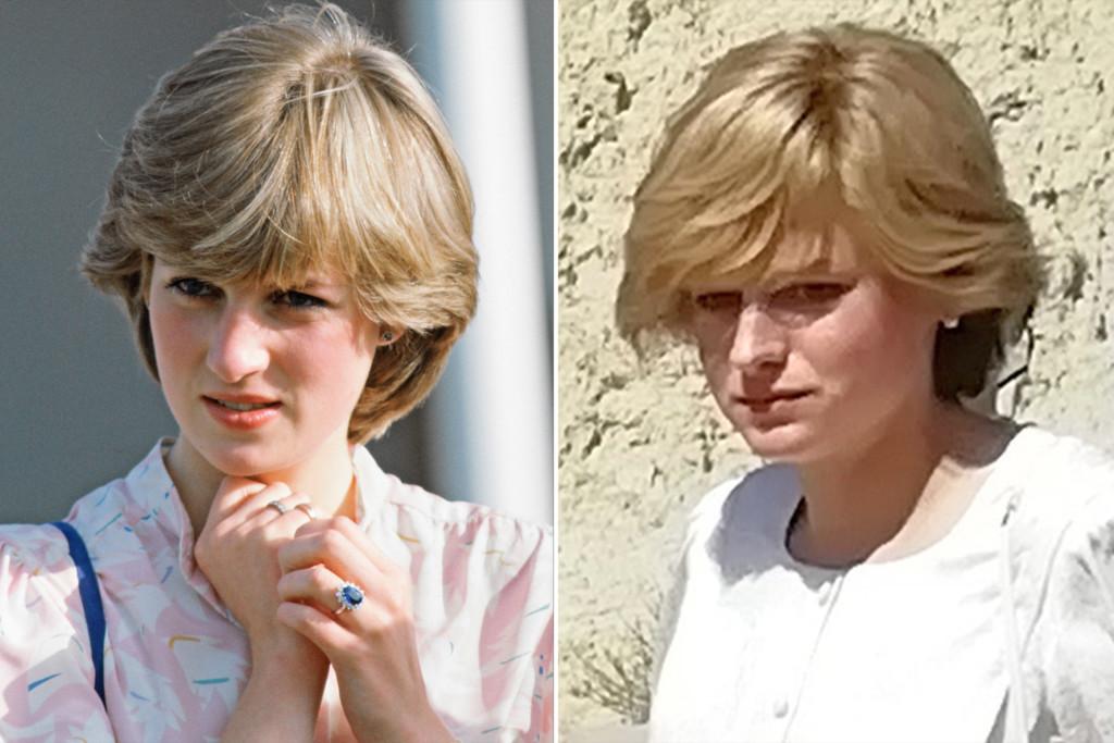 英國女星「完美複製」已故黛安娜王妃 神還原「超經典扮相」網友嚇壞:好想念她!
