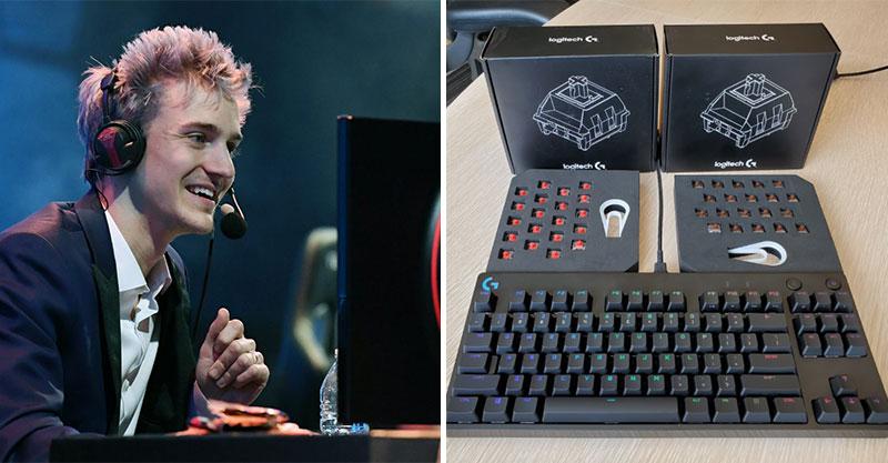 玩家新福音!台灣品牌推「插拔軸鍵盤」兩種軸一把get 網驚喜:3個願望一次滿足