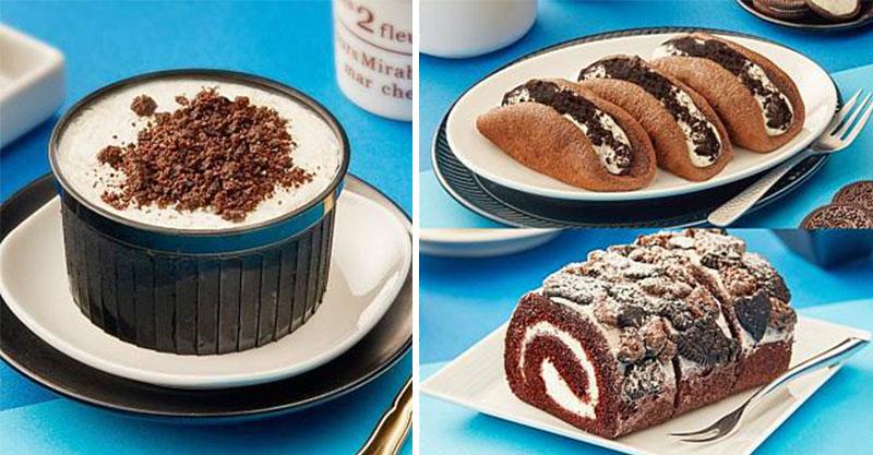 限時販售!全聯推出「Oreo巧克力聯名甜點」 經典餅乾被「放大10倍」變巨型布朗尼啦
