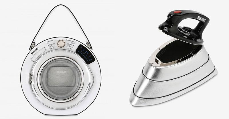 時尚品牌推超獵奇「熨斗、滾筒洗衣機包包」 脫水、擰乾功能按鍵都有!