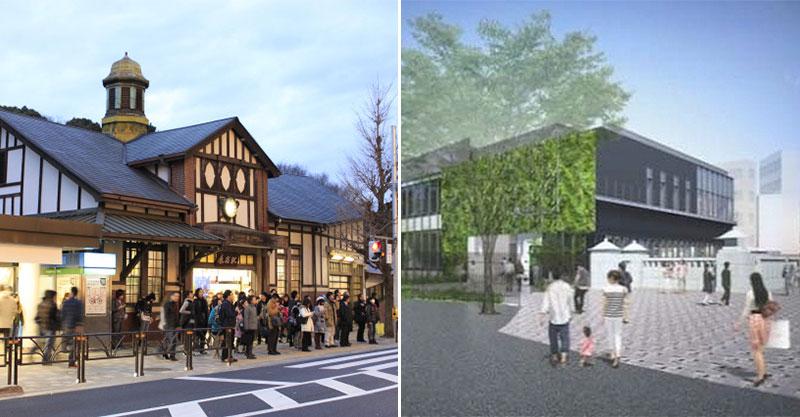 「百年原宿車站」即將消失!日本鐵路基於「安全考量」宣布:東京奧運後拆掉